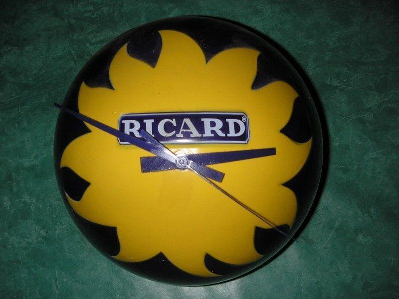 Horloge Ricard